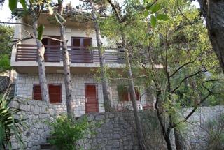Kuća u Povilama/ House in Povile, seafront